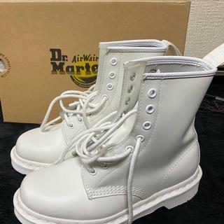 ドクターマーチン(Dr.Martens)のドクターマーチン ホワイト(ブーツ)