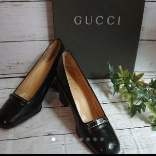Gucci - ✳️GUCCI ✳️黒 パンプス