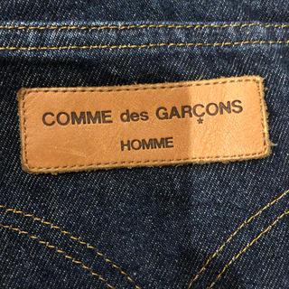 コムデギャルソンオムプリュス(COMME des GARCONS HOMME PLUS)のコムデギャルソンオム 名作デニム(デニム/ジーンズ)