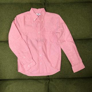 ユニクロ(UNIQLO)のメンズシャツ ユニクロ XS(シャツ)
