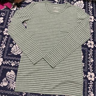 オールドベティーズ(OLD BETTY'S)の未使用!オールドベティーズ ボーダー長Tシャツ(Tシャツ(長袖/七分))