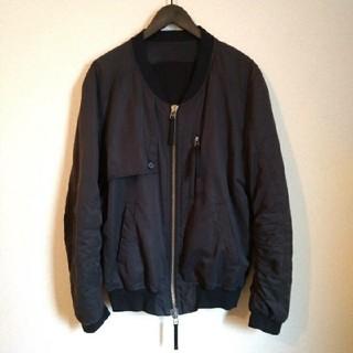 ウィザード(Wizzard)のwizzard MA-1 中綿ジャケット 薄手 サイズ2(ブルゾン)