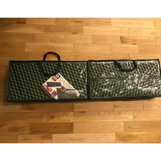 キャプテンスタッグ UB-3001 EVAフォームマットダブル ✖️2(寝袋/寝具)