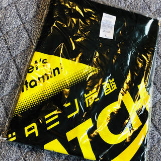 オオツカセイヤク(大塚製薬)の値下げ‼︎ビタミン炭酸MATCH イベントTシャツ 未使用(Tシャツ/カットソー(半袖/袖なし))