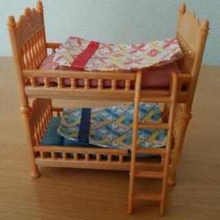 EPOCH - シルバニアファミリー家具 二段ベッド