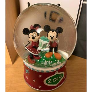 ディズニー(Disney)のスノードーム(置物)