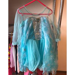 frozen1 エルサ衣装(ドレス/フォーマル)