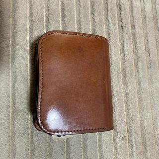 ガンゾ(GANZO)のワイルドスワンズ パーム(折り財布)