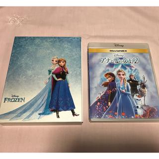 アナと雪の女王 - アナと雪の女王2 Blu-ray•コンプリートケース付き