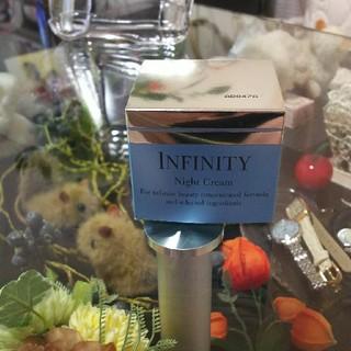 インフィニティ(Infinity)のツインズまま様✨✨インフィニティ ナイトクリーム(フェイスクリーム)