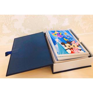 ディズニー(Disney)の新品♡ディズニーストア 30周年 限定 カードセット トイストーリー アナ雪(カード/レター/ラッピング)