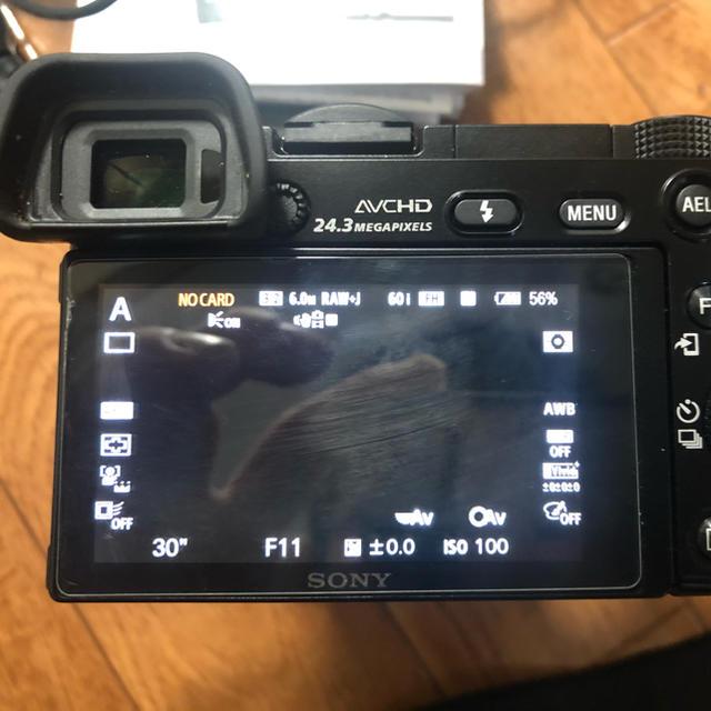 SONY(ソニー)のα6000 +E 18-135mm +タムロン24mm f2.8セット スマホ/家電/カメラのカメラ(ミラーレス一眼)の商品写真