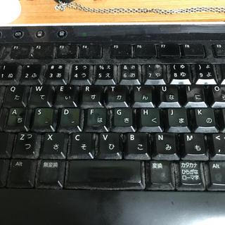 アイフォーン(iPhone)の伝説のキーボード(PC周辺機器)