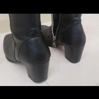マルタンマルジェラ(Maison Martin Margiela)のヒール ブーツ エンデヴァイ(ブーツ)