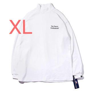 1LDK SELECT - XL ennoy MOCK NECK TEE モックネック