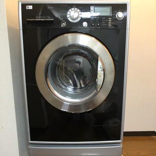 LG Electronics - 【送料込】LG ドラム式洗濯機 WD-S85KP