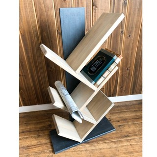 木製本棚・ラック(家具)