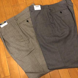 アオヤマ(青山)の2点セット新品未使用‼︎大きいサイズパンツスーツスラックスズボン(スラックス)