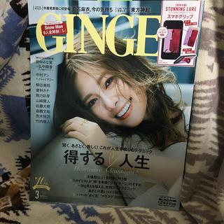 ゲントウシャ(幻冬舎)のGINGER  2020年3月号雑誌のみ(その他)