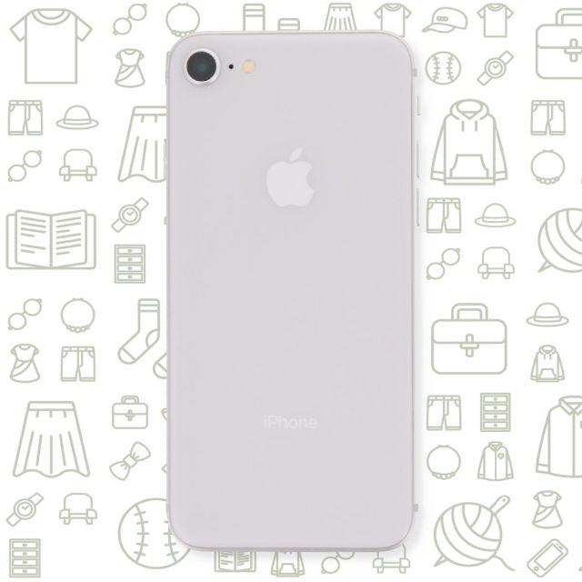 iPhone(アイフォーン)の【B】iPhone8/256/SIMフリー スマホ/家電/カメラのスマートフォン/携帯電話(スマートフォン本体)の商品写真