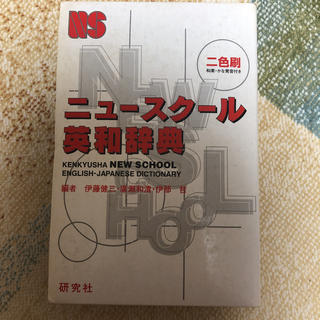 ニュ-スク-ル英和辞典(文学/小説)