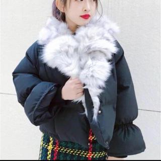 エイミーイストワール(eimy istoire)のNarcisse♡ラビットファーダウン(ダウンコート)