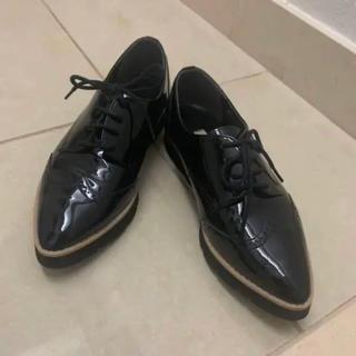 ダイアナ(DIANA)のDIANA オックスフォードシューズ 22.5(ローファー/革靴)