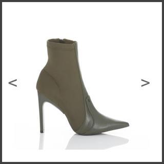 イエローブーツ(Yellow boots)のyello boots ボスコ ブーツ ヒール(ブーツ)