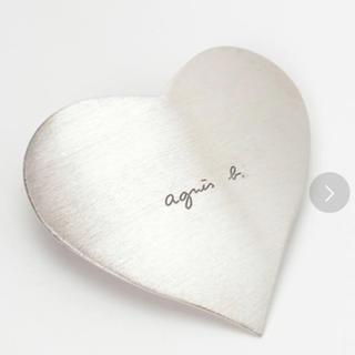 アニエスベー(agnes b.)のアニエスベー agnes.b バレッタ(バレッタ/ヘアクリップ)