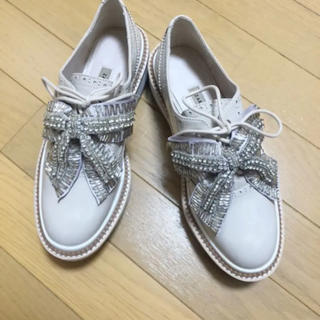ザラ(ZARA)のZARA 靴 ダービーシューズ(ローファー/革靴)