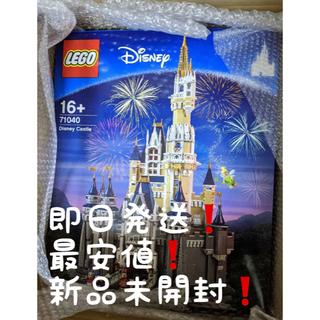レゴ(Lego)のLEGO キャッスル ディズニー キャッスル 71040 シンデレラ城(模型/プラモデル)