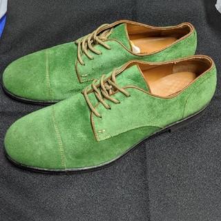 アルフレッドバニスター(alfredoBANNISTER)のUnline by alfredoBANNISTERスエード革靴シューズ(ドレス/ビジネス)