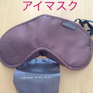 ジャル(ニホンコウクウ)(JAL(日本航空))のアイマスク JAL(旅行用品)