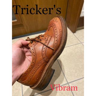 Trickers - Tricker'sトリッカーズ!ウイングチップ vibramソール!