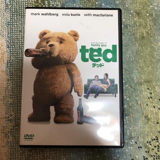 ユニバーサルエンターテインメント(UNIVERSAL ENTERTAINMENT)のted テッド DVD(外国映画)