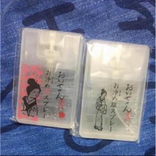 コスメキッチン(Cosme Kitchen)の新品未使用 おいせさん お浄め塩スプレー恋スプレーセット(アロマグッズ)