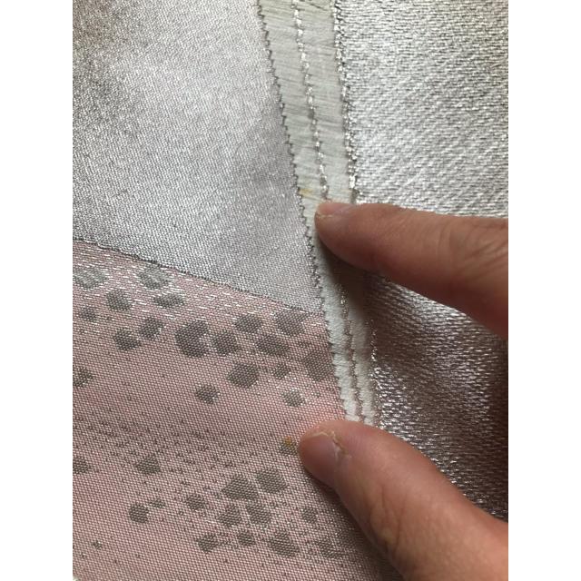 三越(ミツコシ)の新品 おあつらえ 帯 着物 三越 たとう紙 古布 はぎれ リメイク 裁縫 レディースの水着/浴衣(着物)の商品写真