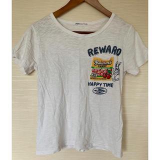 ラフ(rough)のrough ラフ グラフィックTシャツ レディース(Tシャツ(半袖/袖なし))
