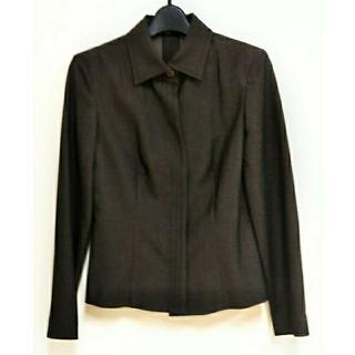 エムズグレイシー(M'S GRACY)のジャケット  中古美品 エムズグレイシー(ブルゾン)