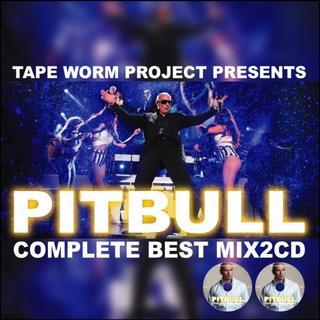 Pitbull ピットブル 豪華2枚組50曲 完全網羅 Best MixCD(クラブ/ダンス)