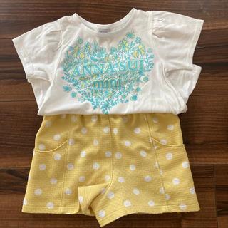 アナスイミニ(ANNA SUI mini)のANNA SUI mini 110(Tシャツ/カットソー)