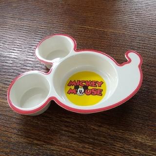 ディズニー(Disney)のミッキーマウス 食器(離乳食器セット)