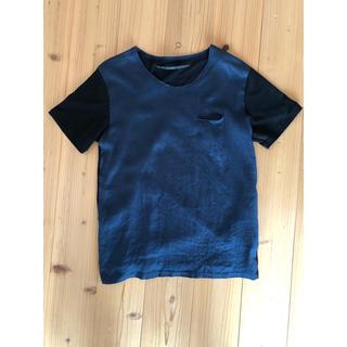 エドウィナホール(Edwina Hoerl)のmy beautiful landlet  リネンTシャツ(Tシャツ/カットソー(半袖/袖なし))
