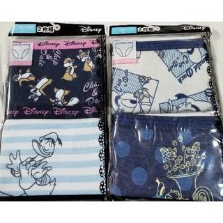 ディズニー(Disney)のドナルド&チップとデール Lサイズ レディース ショーツパンツ 4枚 ディズニー(ショーツ)