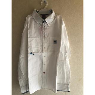 オイル(OIL)の新品タグ付き♡OIL♡シャツ(ブラウス)サイズ160♡(ブラウス)