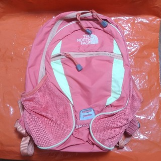 THE NORTH FACE - 美品中古 THE NORTH FACE リュック キッズ用