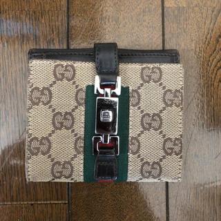 Gucci - グッチ 三つ折り財布