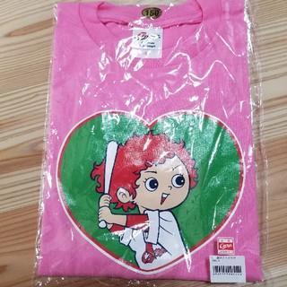 広島東洋カープ - [新品]カープ女子 ピンクTシャツ 150