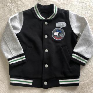 ユニクロ(UNIQLO)の子供服 ユニクロ スヌーピーコラボ サイズ90(ジャケット/上着)