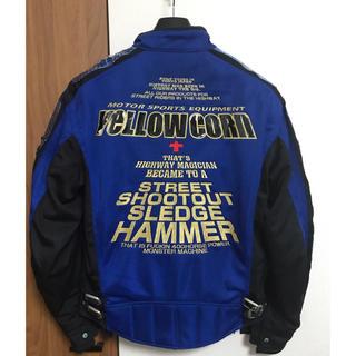 イエローコーン(YeLLOW CORN)のイエローコーン バイクメッシュジャケット 3L(装備/装具)